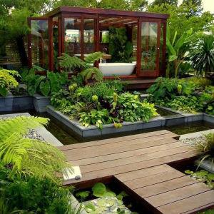 Fornitura e installazione arredo giardino milano for Giardini arredo esterno
